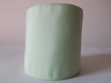 100mm green reflective PP webbing for garment accessories