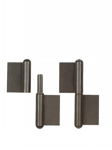Welding Flag Hinges(with cap)
