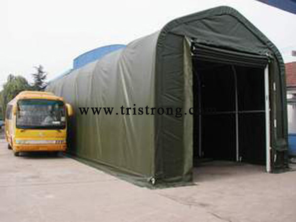 Warehouse, Portable Bus Shelter