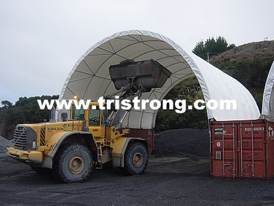 Portable Canopy, Container Shelter (TSU-3340C)