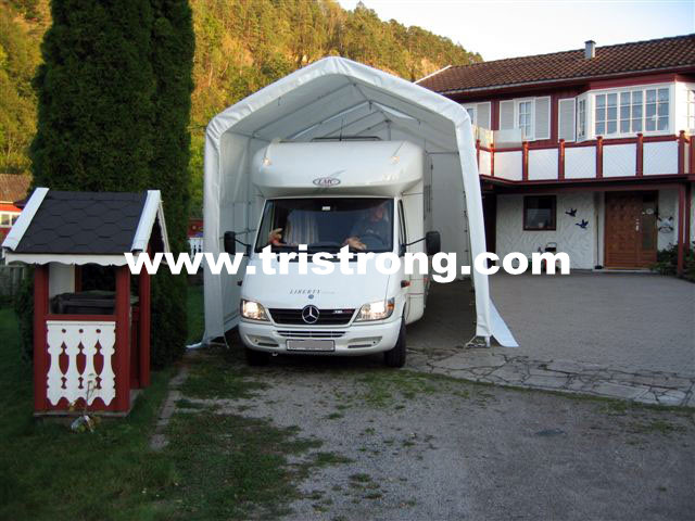 Super Mobile Carport Garage Shelter Car Parking Car Cover Tsu