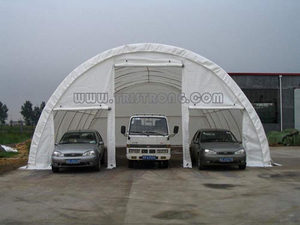 Dome Shape Shelter, Prefabricated Building, Carport, Semicircle Warehouse (TSU-3040/3065)