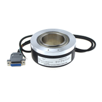 IHA1050 Outer Diameter 100mm hollow shaft encoder