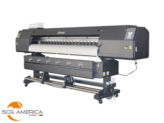 GD1800AE-S 72'' Eco Solvent Printer With Dual DX5 Head