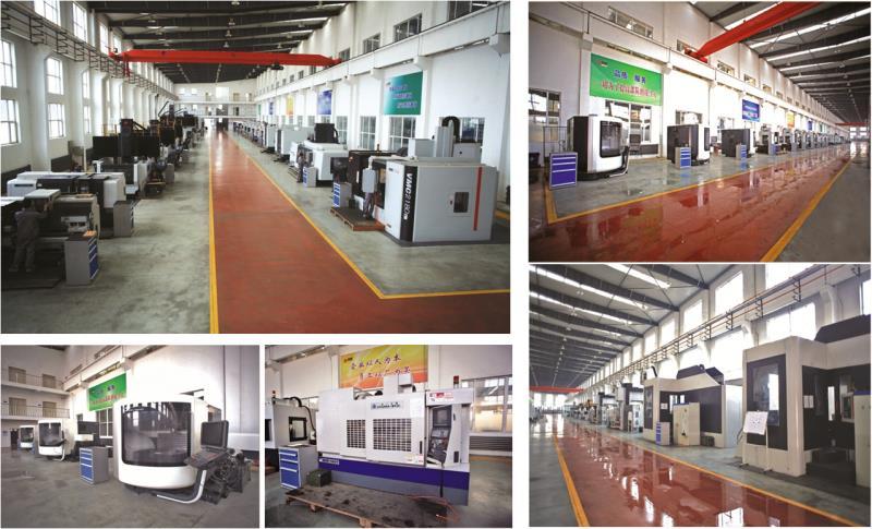 Precision machining workshop