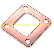 8N17-10-200 gasket sub-assy for exhaust exit of cylinder Ningdong engine parts for N170 N6170 N8170