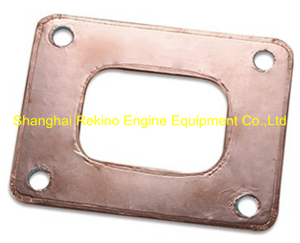 Z6150-10-10 exhaust pipe gasket Zichai Z150 Z6150 engine parts