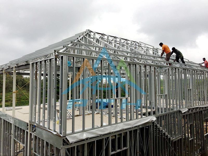 light steel villa frame.jpg