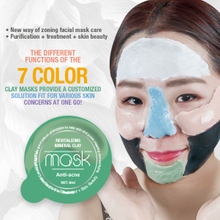 ZEAL Mineral Anti-Acne Facial Clay Mask