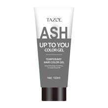 Tazol Temporary Hair Color Gel with Ash Color 100g