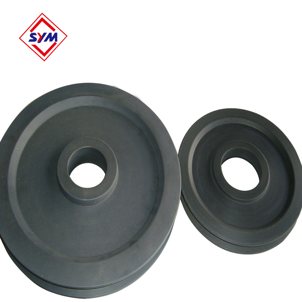 Construction Hoist Spare Parts Nylon Wheel
