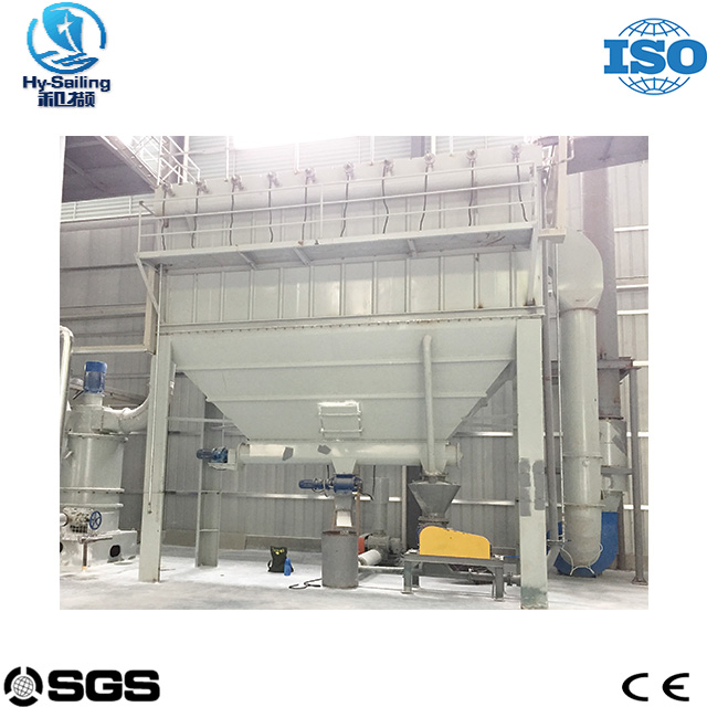 Ultra Fine-Impact Mill (Impact Pulverizer)-H Type