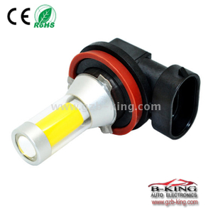 New arrival 10-30V 1000lm H8 H10 H11 COB LED fog light