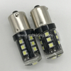 12V 505018SMD 600LM 1156(P21W) LED back up light reverse light bulb