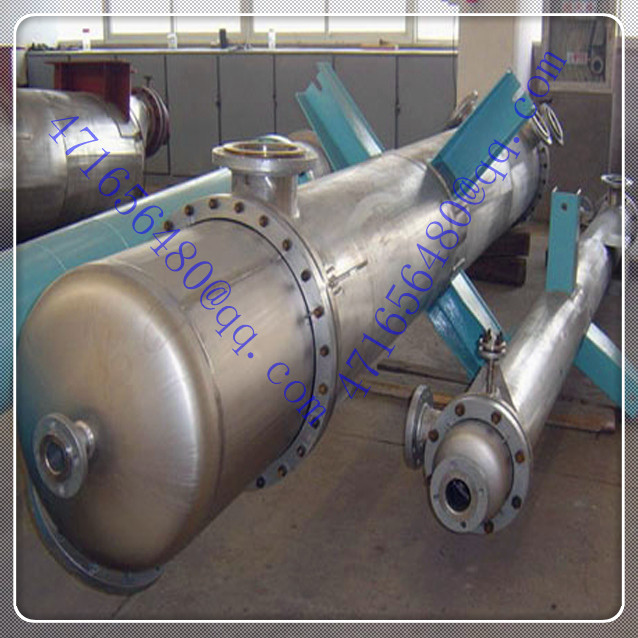 reliable Ti tubular heat exchanger/evaporator supplier