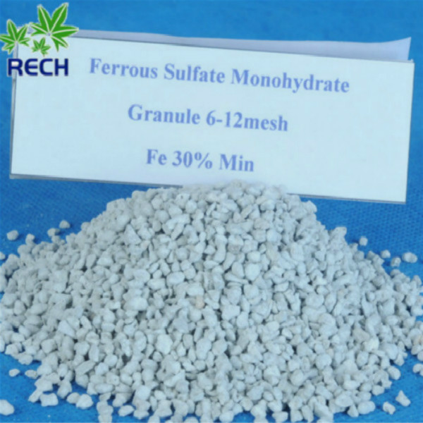 Industry Grade Ferrous Sulphate Monohydrate 91% FeSO4.H2O