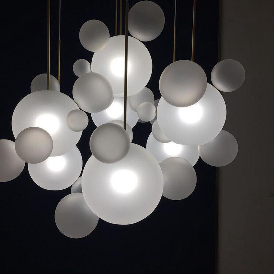 Furniture Light Bulbs Beautiful Photo Led Light Bulbs For: Cute Beautiful Ear Shape Glass LED Chandelier Light For