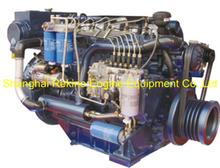 156HP 2100RPM Weichai Deutz marine propulsion boat diesel engine (WP6C156-21)