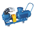 YB cart-circular-arc gear pumps