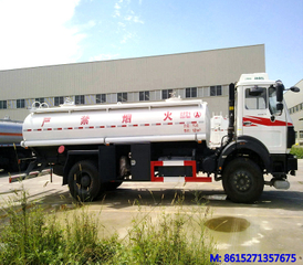 Beiben 4x2 4x4 off Road Fuel Tanker <LHD RHD>