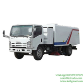 10m3 190HP Road Cleaning Truck ISUZU for sale
