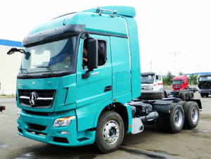 Beiben V3 Tractor Mercedes Benz technology