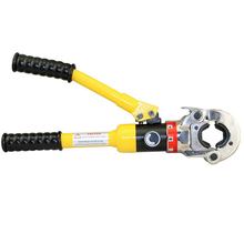 Hydraulic wire crimping tools from 10mm2 to 300mm2