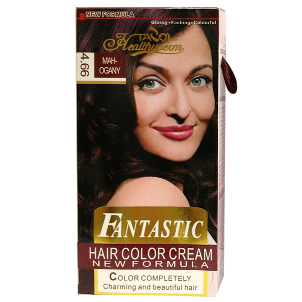 2016 Fantastic 4.66 Mahogany House-Use No Damage Hair Dye