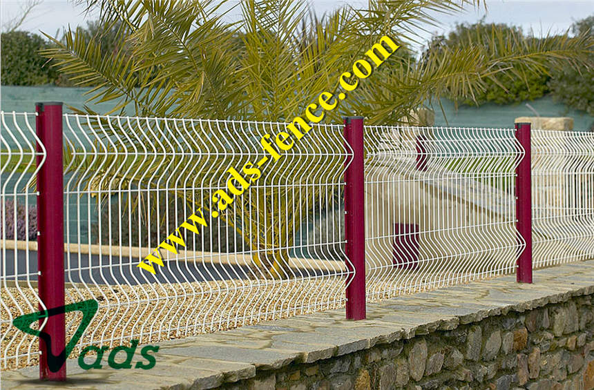 CURVY WELDED FENCE - Buy CURVY WELDED FENCE Product on Shenzhou ...