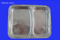 High Quality of Aluminum Foil Dish for Germany (Z3214)