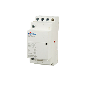 WCT 20A 3P 3NO Household contactor