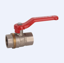 Ball Valve with Pex Ends