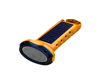 Multi-Function Solar LED Flashlight