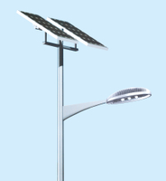 High Efficiency Solar Powered Street Lighting
