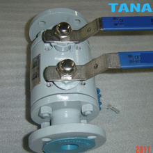 Double Block And Bleed Ball Valve