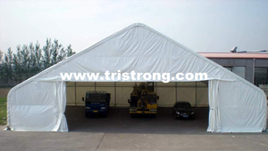Large Portable Shelter, Hangar, Portabel Carport, Warehouse, Super 20m Wide Warehouse (TSU-6549)