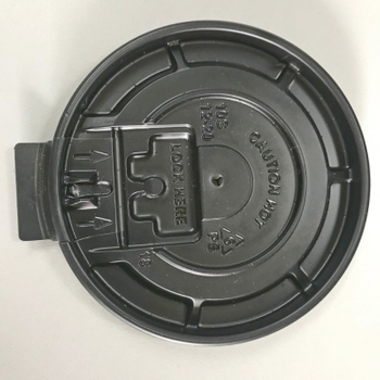 Disposable Coffee Cup Flat Lids