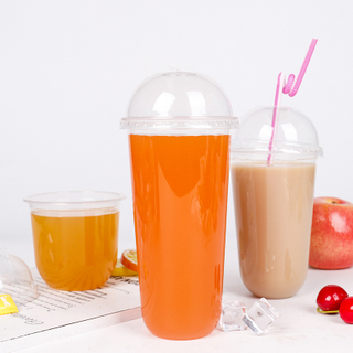 Disposable Cold Drinks Plastic Cups