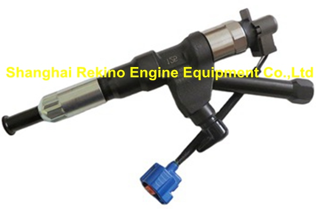 095000-5213 Denso Hino P11C fuel injector for Kobelco SK450