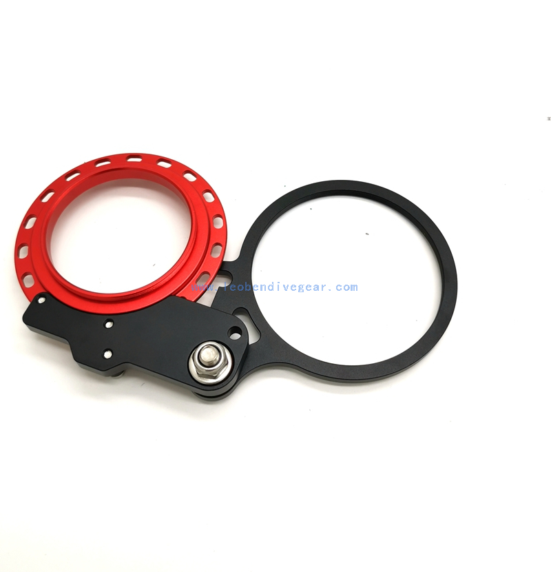 Underwater M52 to M67 adaptor for olympus TG4 TG5 TG6 Housings