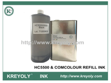 Refill ComColor Ink Compatible Ink for HC5500 & COMCOLOUR Black