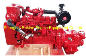 Cummins 6BT5.9-M120 rebuilt reconstructed marine diesel engine with gearbox (120HP 2200-2300RPM)