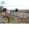 Container home as residential community in Venezuela