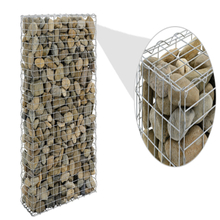 High quality galvanized welded gabion box with CE