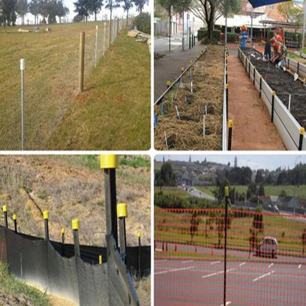 Black Bitumen Australia Star Picket Y Fence Post Buy Y