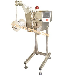Automatic Oxygen Absorbers cutting Filling Machine, auto feeder