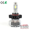 Smallest P12 45W 6500lm universal PSX26W car led headlight with built-in fan( 100% suitable for all cars)