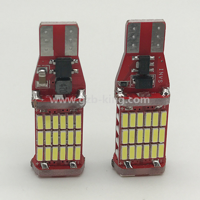 T15 600lm 45SMD led back up light