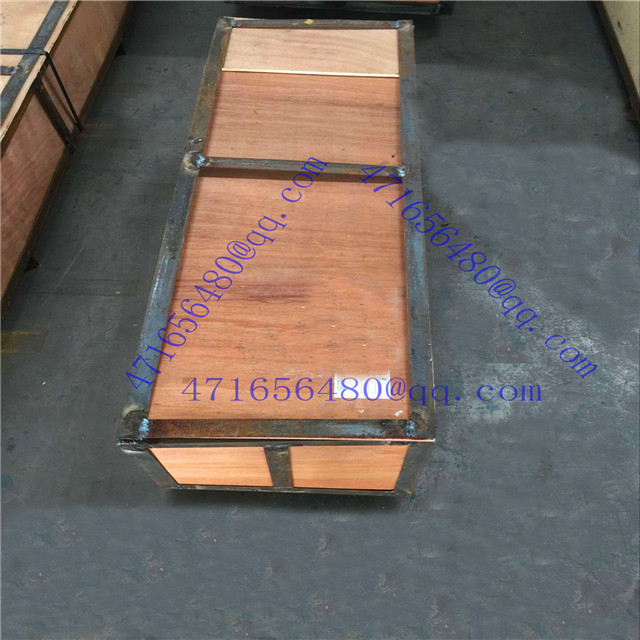 TI CLAD COPPER ANODE PACKAGE