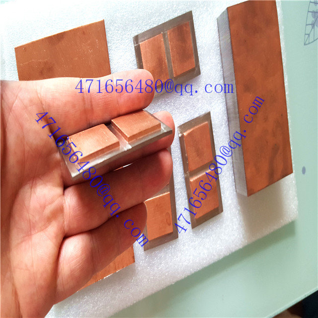 top quality titanium clad copper sheet